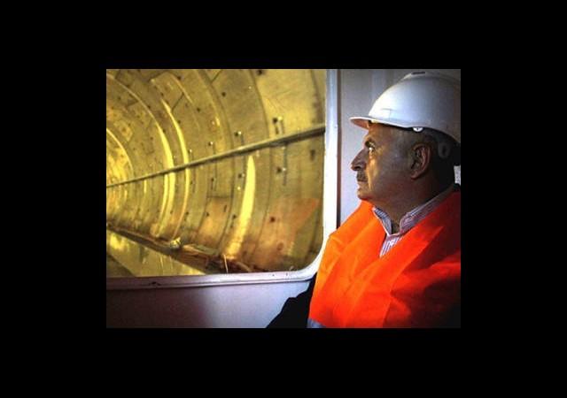 Binali Yıldırım Marmaray'ın Kardeşi için Tarih Verdi