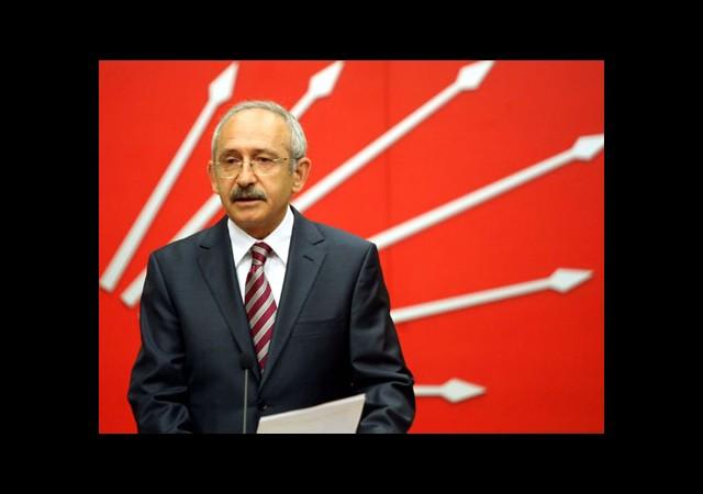 Kılıçdaroğlu: Sarıgül İçin Tek Yol...