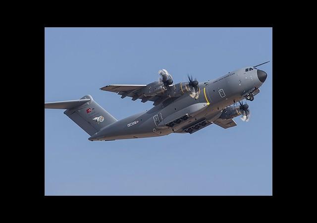 Geleceğin Nakliye Uçağı Türkiye'ye Geliyor