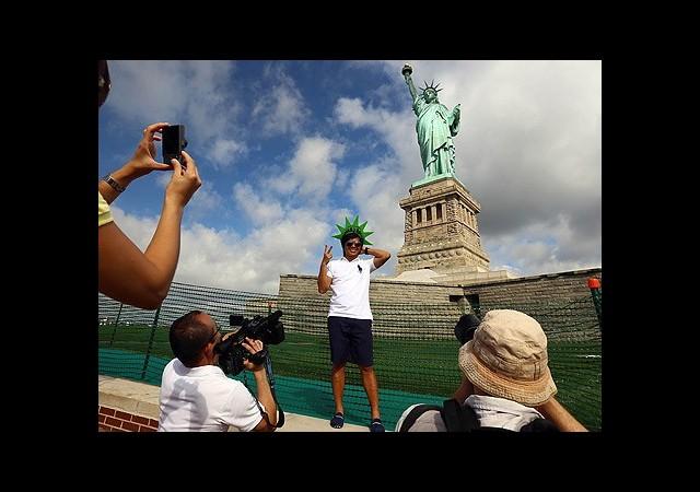 Özgürlük Heykeli Yeniden Ziyarete Açılacak