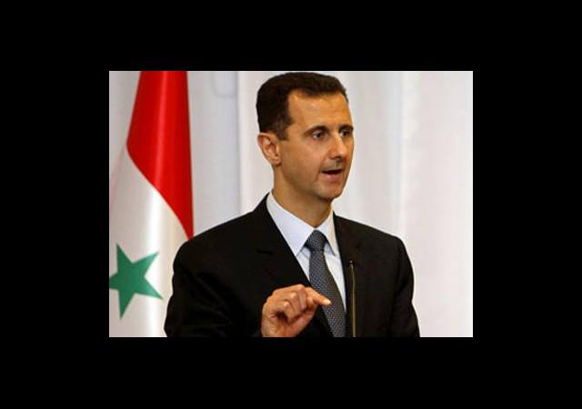 Esad Gözdağı Verdi
