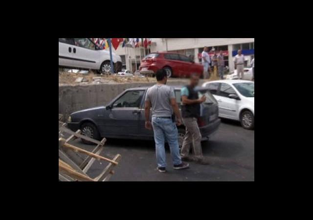 MHP Genel Merkezine Saldırı Girişimi