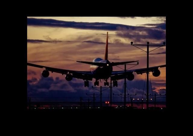 Havaalanına Yakın Yerde Oturmak Büyük Risk!