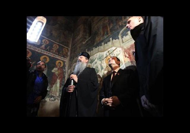 Sırbistan Başbakan'ı Kosova'yı Ziyaret Etti