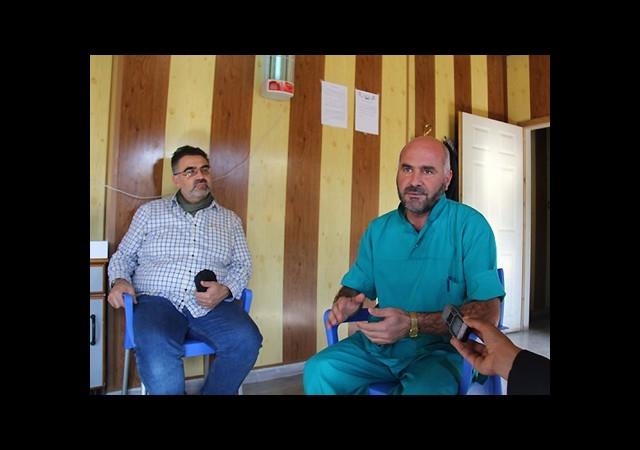 Suriye'deki 'Savaşın Doktorları'
