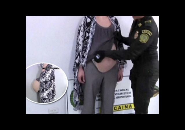 Kanadalı Kadının Karnından Bebek Değil, Kokain Çıktı!