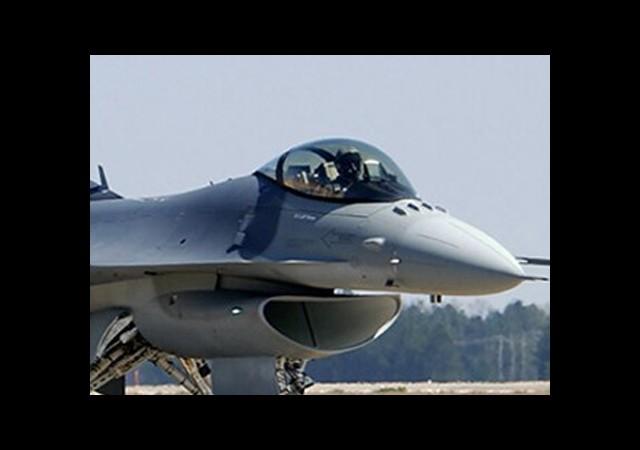 F-16'lar Tezkere Sonrası Havalandı