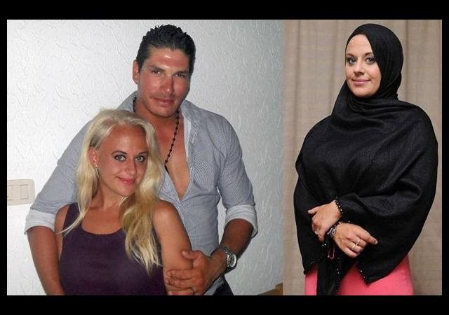 İngiliz Model Müslüman Oldu