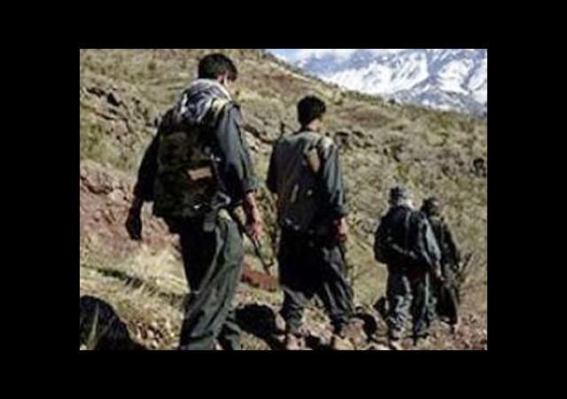 PKK'lılar, Köylüye Para Verip Erzak Aldırdı