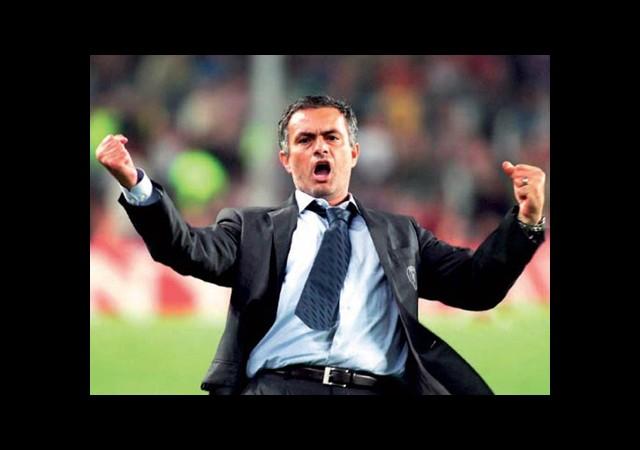 Mourinho: Drogba Gibi Bir Oyuncum Yok