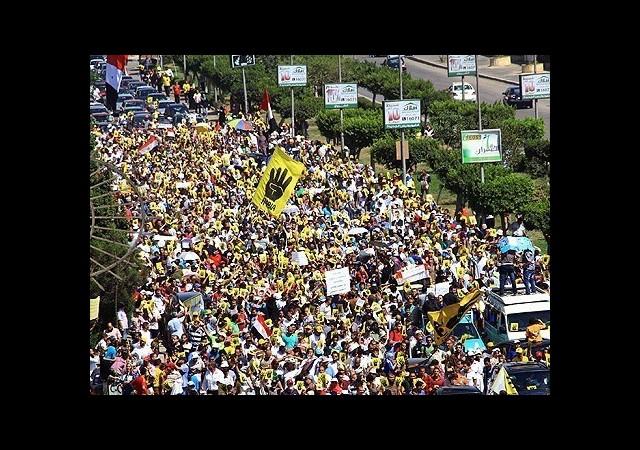 Mısır'daki Darbe 100. Gününde Protesto Edilecek
