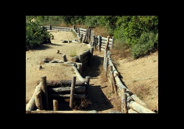 Yeni Siper, Tünel ve Sığınaklar Bulundu