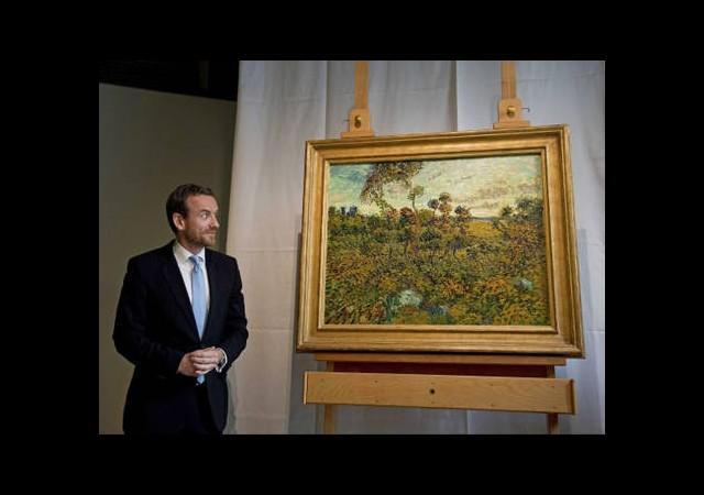 Van Gogh'un Kayıp Tablosu Bulundu