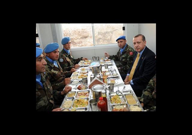 Türkiye Lübnan'dan Çekiliyor