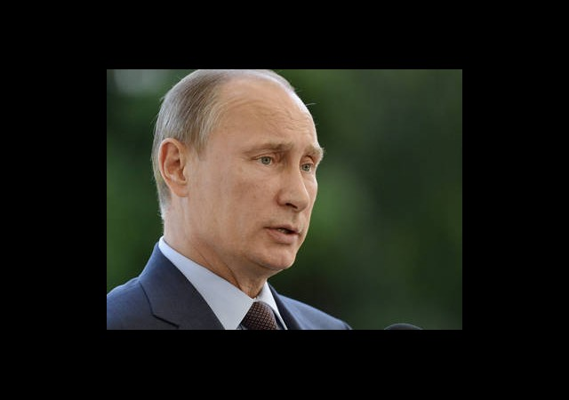 Putin'den Esad'a Şok!