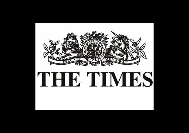 The Times'teki İlana İngiltere'den de Tepki Geldi
