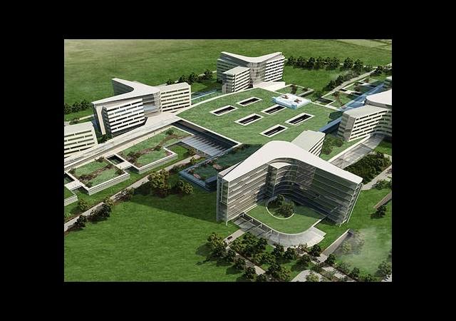 15 Yeni Şehir Hastanesi Geliyor