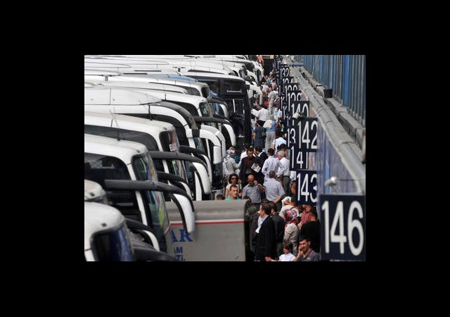 Bayramda Otobüslerde Sivil Polis Olacak