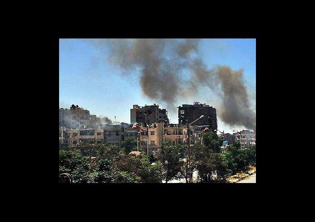 Suriye'de Bayramda da Kan Durmadı