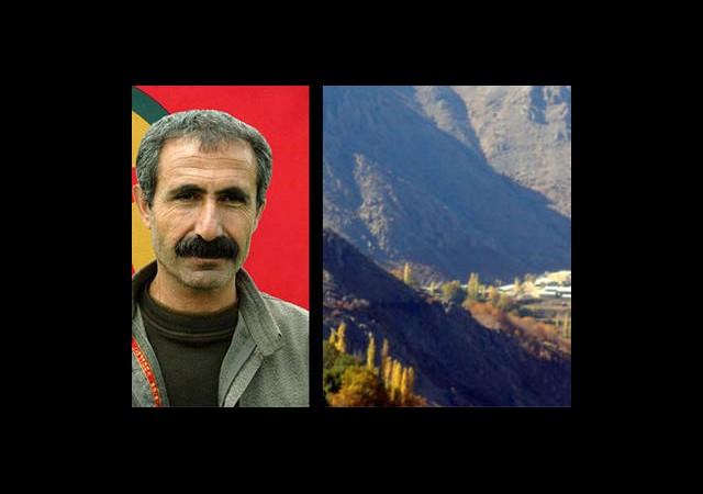 Dağlıca Saldırısının Emrini Veren PKK'lı Ölmüş