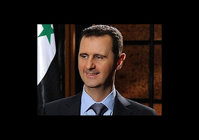 Esad Sığınağa Kaçtı