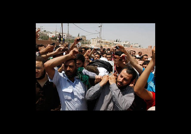 Suriye-Ürdün Sınırında YoğunTedbir