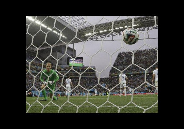 Uruguay - İngiltere maçının golleri