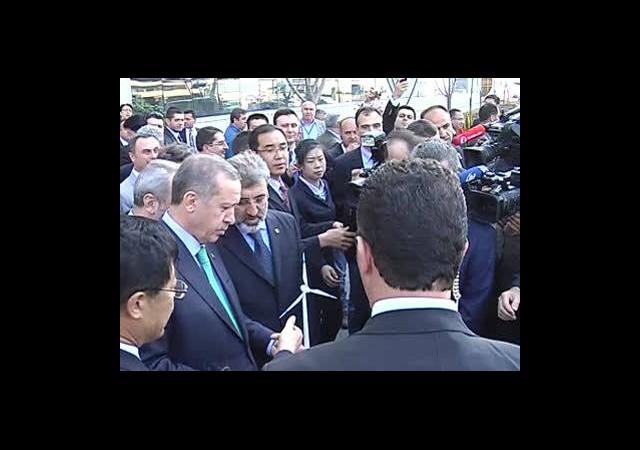 Başbakan Erdoğan'dan Bir İlk