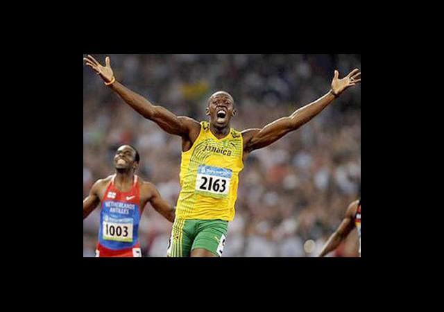 Bolt'un Keyfi Yerinde