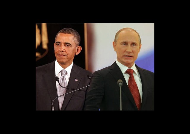 Obama Putin Görüşmesi İptal