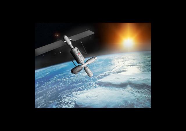 Yerli Uyduyu Yapacak Ekip İşbaşında