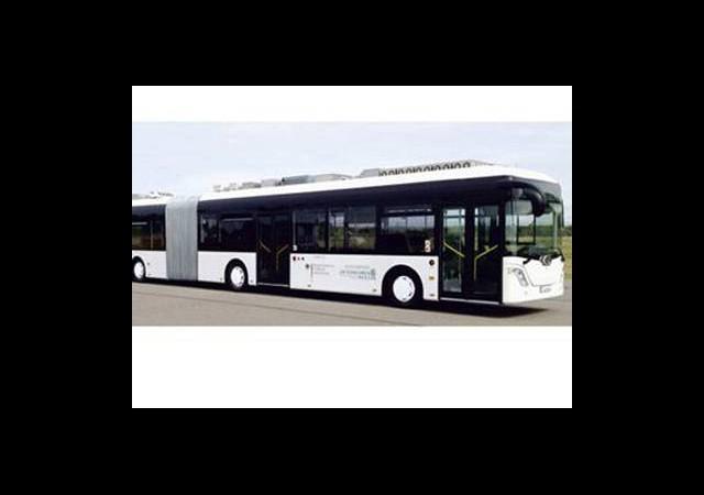 En Uzun Otobüsü Almanlar Üretti