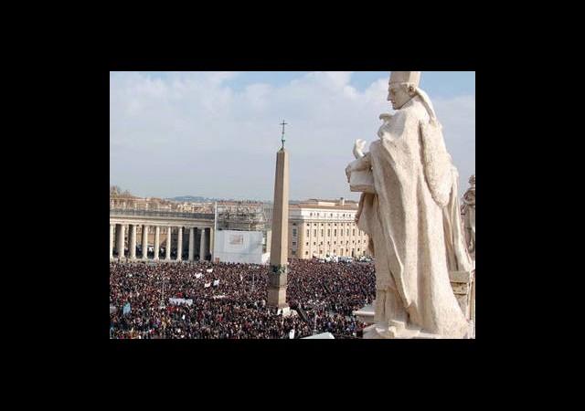 Vatikan Liderini Arıyor.