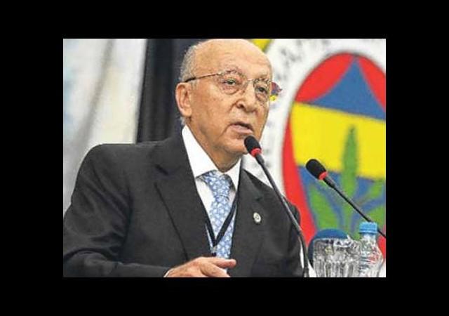 Fenerbahçe'nin yeni divan kurulu başkanı