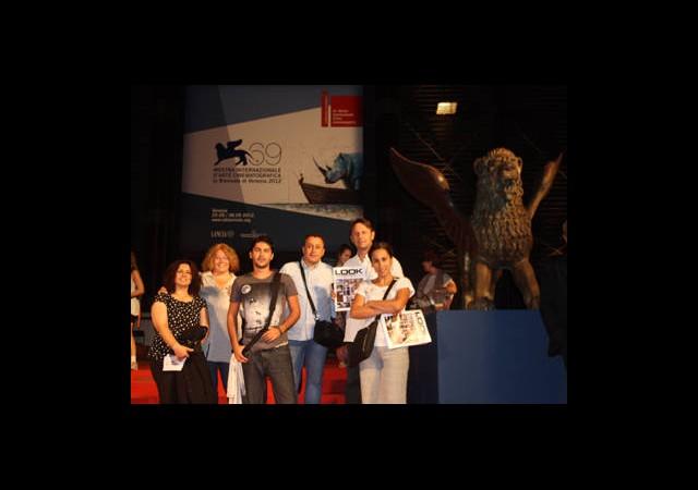 Maximum Kart Sahipleri Venedik Film Festivali'ni Yerinde İzledi...