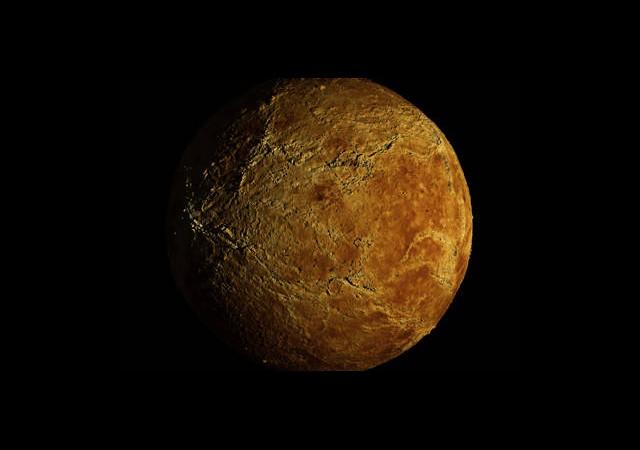 Gizemli Gezegene 'Yelkenli' Uzay Aracı