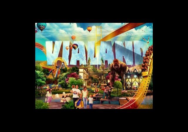 İstanbul'a Devasal Disneyland Açılıyor!