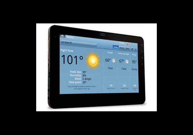 22 inçlik Tablet Bilgisayar