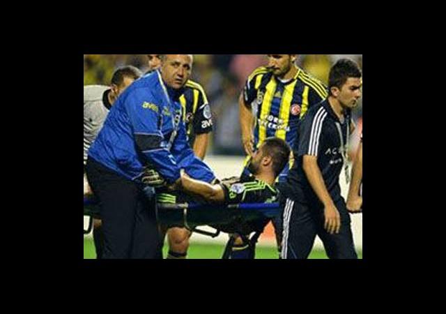 Fenerbahçe'den Volkan Tepkisi!
