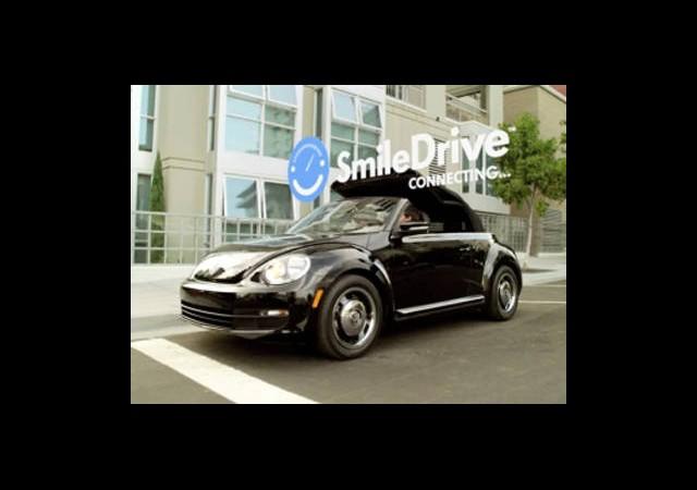 Volkswagen'in Yeni SmileDrive Uygulaması Eğlenceli Yolculuklar Vadediyor
