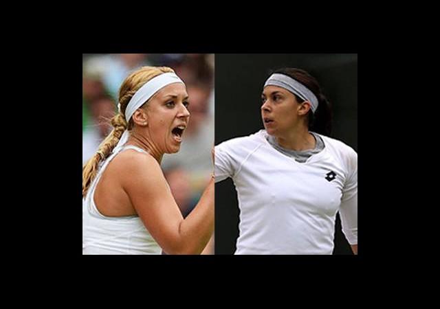 Wimbledon'da Finalin Adı: Bartoli-Lisicki