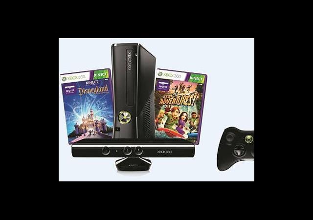 Ayda 34 TL'ye Xbox 360 Oyun Konsolu