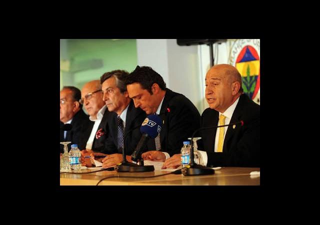 Fenerbahçe'de Yeni Yönetim Belli Oluyor