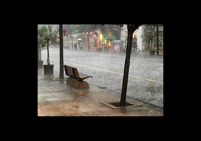 Bütün Hafta Yağışlı Geçecek