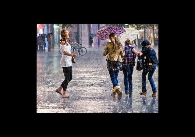 Bu Yağmurlarda Islanın