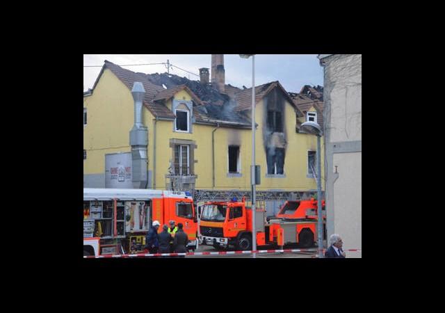 Dışişleri'nden Almanya'daki Yangın Açıklaması