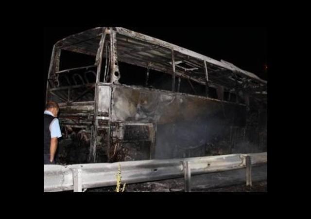54 yolcu büyük felaketten son anda kurtuldu