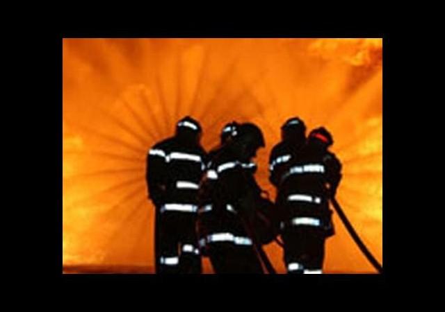 Ankara'da Yangın: 15 Kişi Hastanelik Oldu