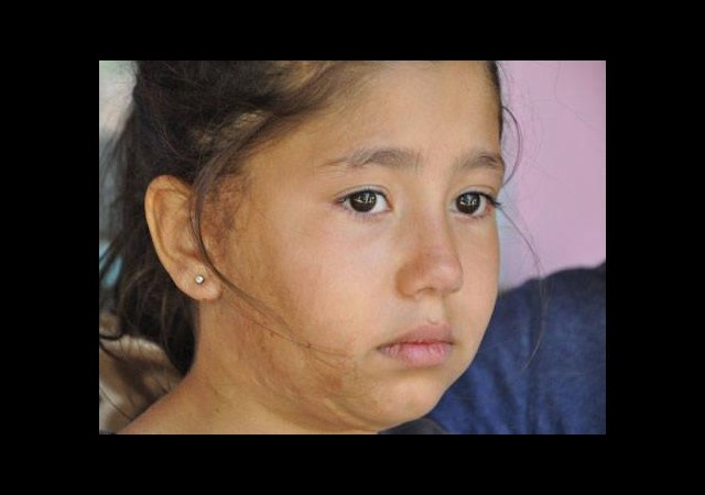 Pınar'ın yardım çığlığı