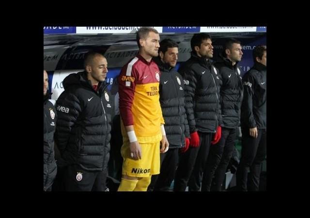 Galatasaray Yedekleriyle Lider